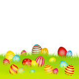 Easter Eggs Meadow