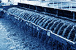 Modern urban wastewater treatment plant. - 61297252