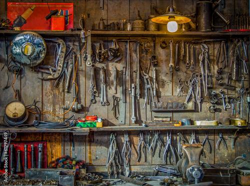 Vintage Tools Workshop - 61297449