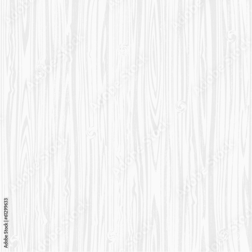 Vector background of white wooden texture