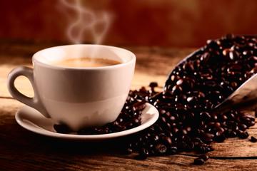 hot espresso cappuccino