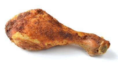 pieczone udko z kurczaka