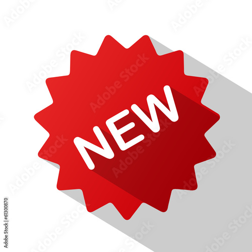 """NEW"" Stamp (upgrade edition now product offer label marketing)"