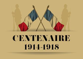 Centenaire 1914-1918