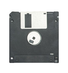 floppy disc isolation