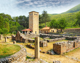 The Patriarchate of Pec Monastery in Kosovo, WH UNESCO poster