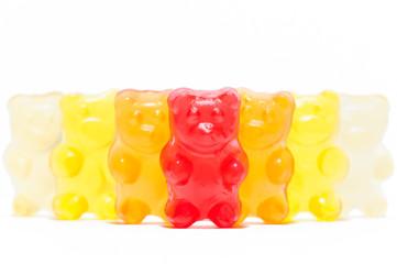La banda degli orsetti colorati