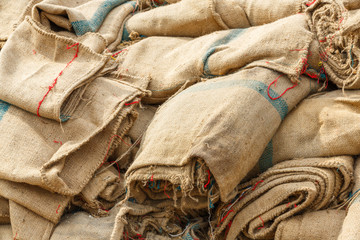 Old sacks