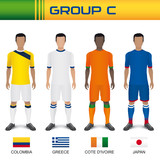 Football 2014 - Group C