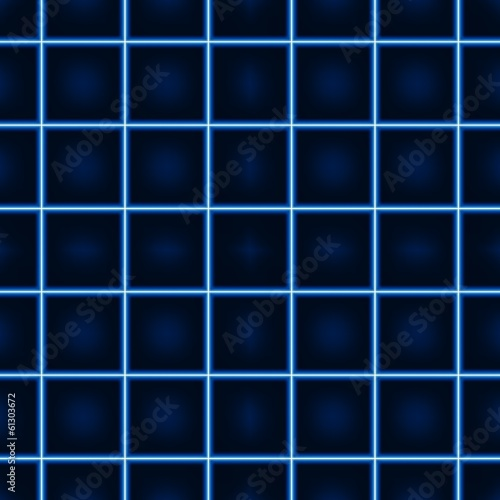 Glowing Squared Pattern