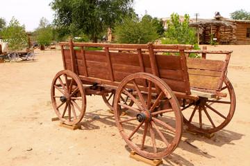 cariole western,  Arizona