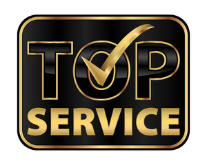Top Service gold