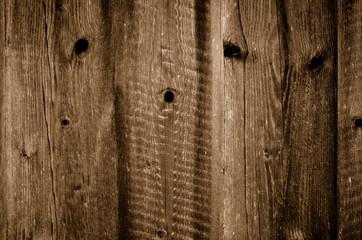 altes braunes Holz Brett