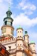 Poznan City Hall in Poland
