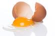 Cracked egg - 61311488