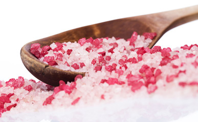 Sea salt for spa
