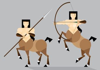 Centaur - illustration