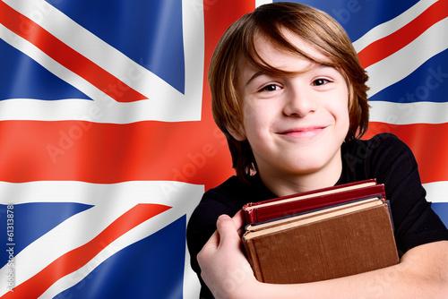 Fototapeta learning english language