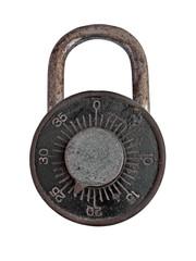 vintage dial lock