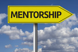 Mentorship creative sign