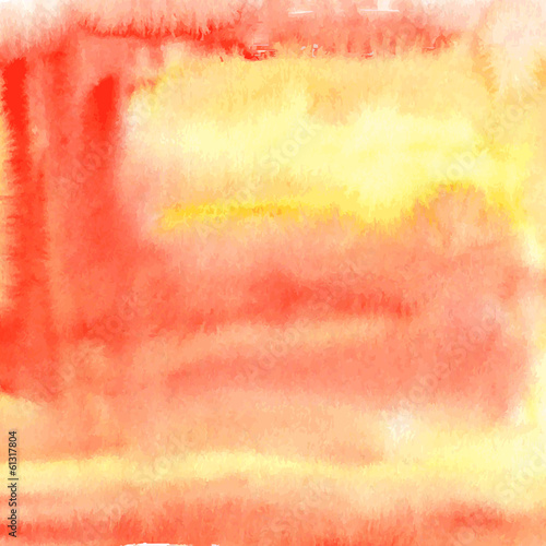 Watercolor background. Vector illustration/EPS 10