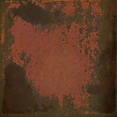 Abstract color grunge rusty plate background