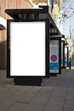Outdoor Advertising MockUp Template Poster Billboard