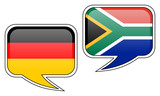 German-South African Conversation