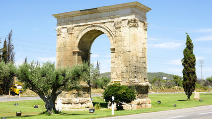 Arco de Bará, Tarragona