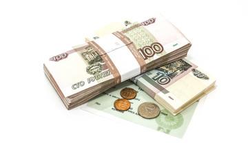 Деньги и пластиковая карточка СНИЛС