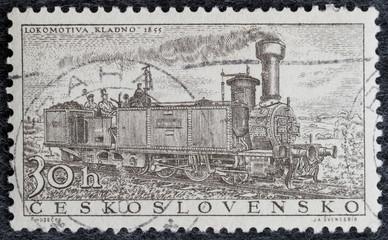 francobollo - Cecoslovacchia (Rep.Ceca)