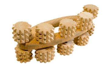 Wooden Roller Massager
