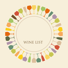 Wine list giro