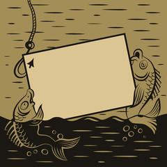Fish presents