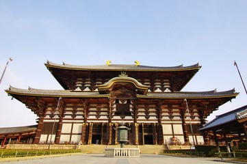 ARCHITECTURE Tohdaiji-temple 東大寺大仏殿