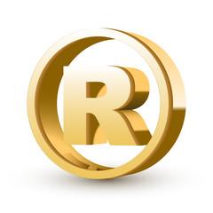 registered trademark sign