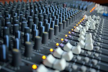 Contemporary Sound Mixer