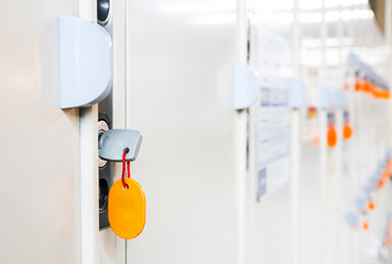 locker storage