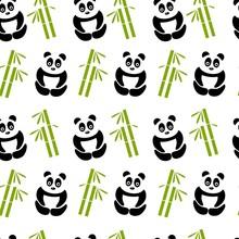 blanc panda fond