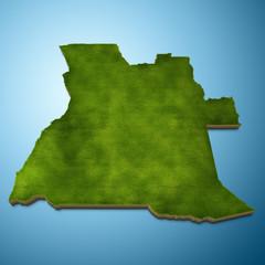 Angola map - Angolan map