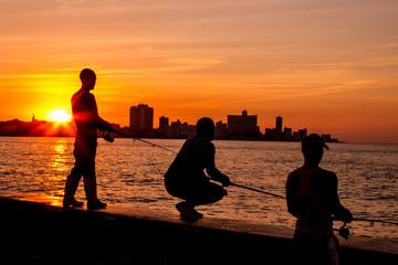Cuban sunsets