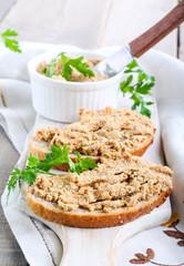 spread on bread