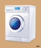 Washing Machine - front loading