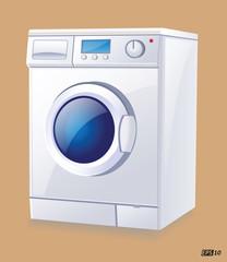 Washing Machine - front loading