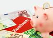 Finanzen - Sparbuch