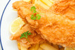 Fish and chips - 61349007