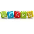 Learn block word