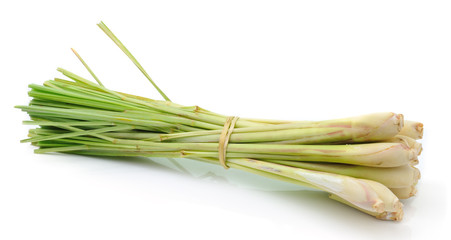 lemongrass isoleted on white background
