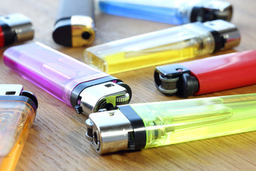 lot_of_lighters
