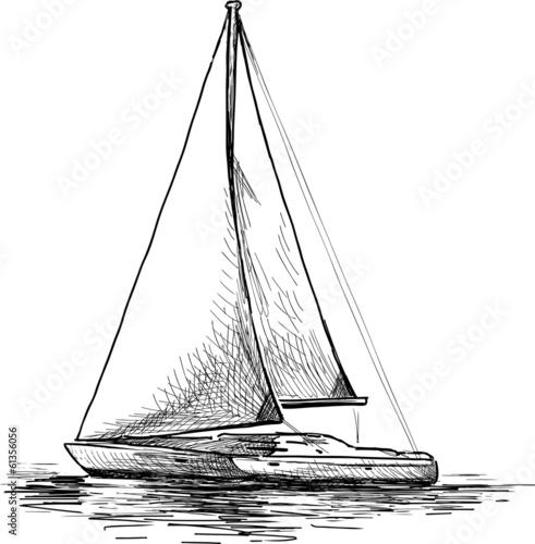 sailboat - 61356056